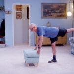 Actividad física para discapacitados visuales: mejora del equilibrio
