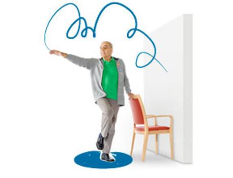 Actividad física para discapacitados visuales: mejora de la fuerza