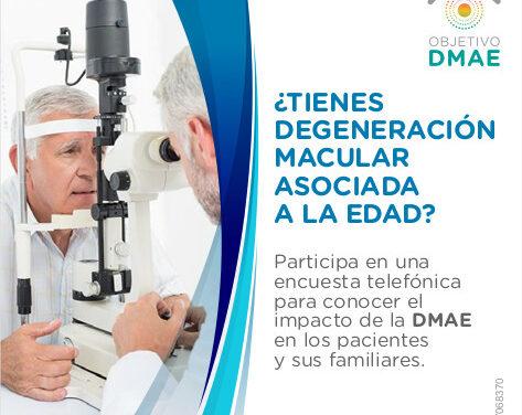 Participa en el estudio Objetivo DMAE