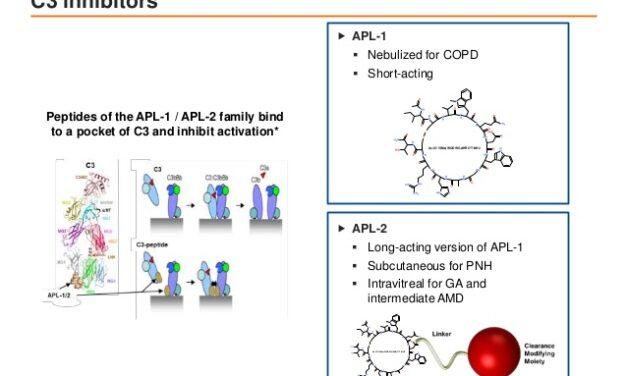 Eficacia y seguridad de APL-2 para atrofia geográfica