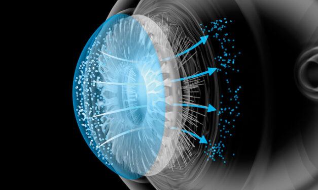 Células en el ojo vinculadas a la DMAE