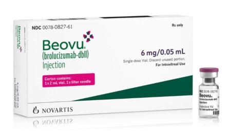 La FDA aprueba Beovu para la DMAE húmeda