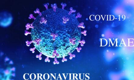 Coronavirus y degeneración macular asociada a la edad (DMAE)