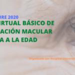 Curso virtual básico de degeneración macular asociada a la edad DMAE