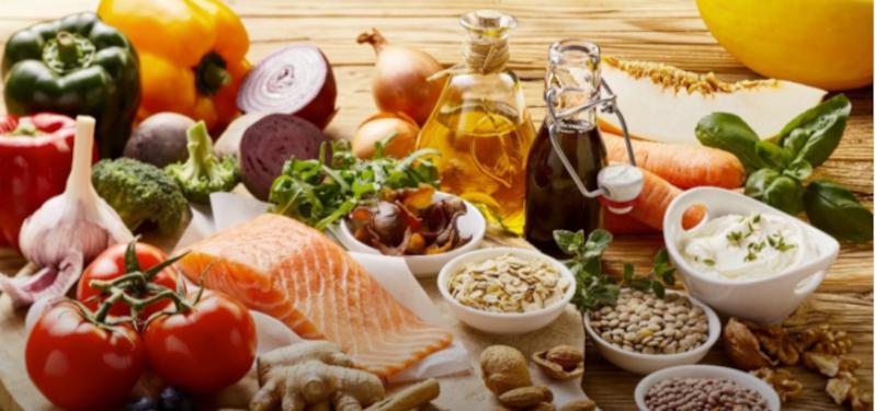 Seguir una dieta de estilo mediterráneo no sólo es exquisito, sino que es mejor para la salud