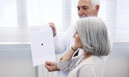 Calidad de vida relacionada con la visión: impacto en la DMAE avanzada