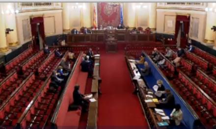 El Senado pide al Gobierno un Plan de Salud Visual y Prevención de la Ceguera