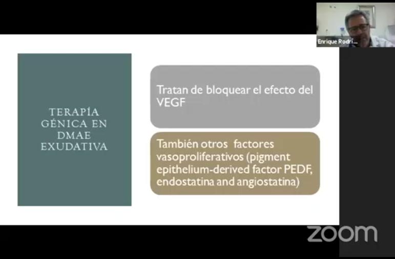 Presentaciín terapia génica en dmae neovascular