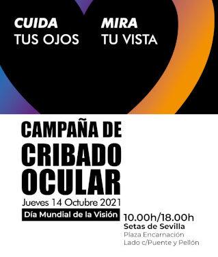 14 Octubre 2021 Día Mundial de la Visión